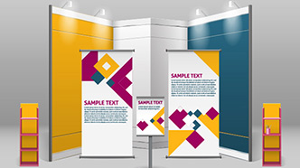 Trade show banners and booths in Atlanta, GA