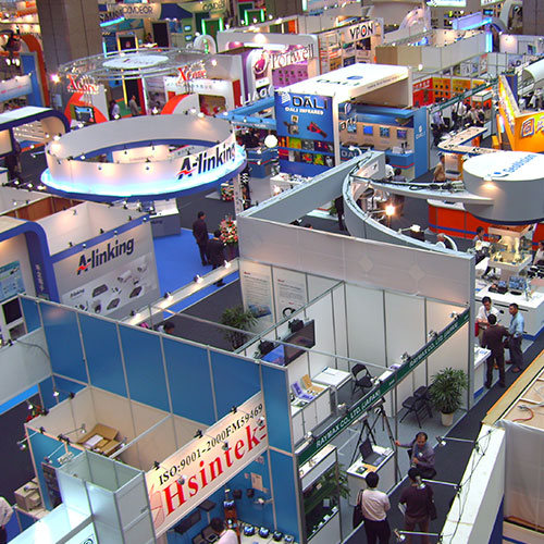 Trade Show Booths from a sign company in Atlanta, GA