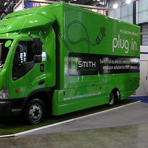 Van wraps from sign company in Atlanta, GA